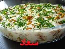 مجلة اكلات شامية فته المكدوس Egyptian Food Food Arabic Food