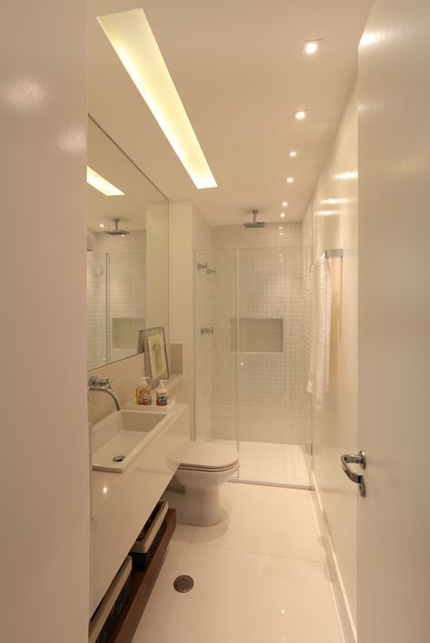 Bedroom Lighting Ideas Master Ceiling 48 Ideas Modern Bathroom Lighting Bathroom Interior False Ceiling