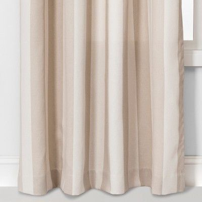 108 X52 Light Filtering Window Curtain Panel Ivory Threshold In