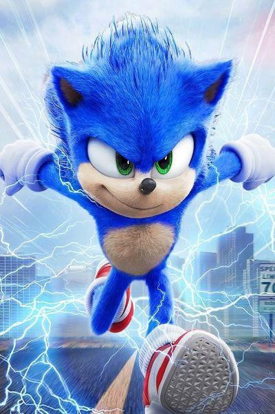 Hd Sonic The Hedgehog 2020 Online Stream Deutsch Sonic The Hedgehog Sonic Hedgehog
