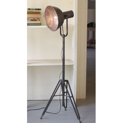 Pin By Rieah Dawson On Loft Project Studio Floor Lamp Industrial Floor Lamps Studio Lamp