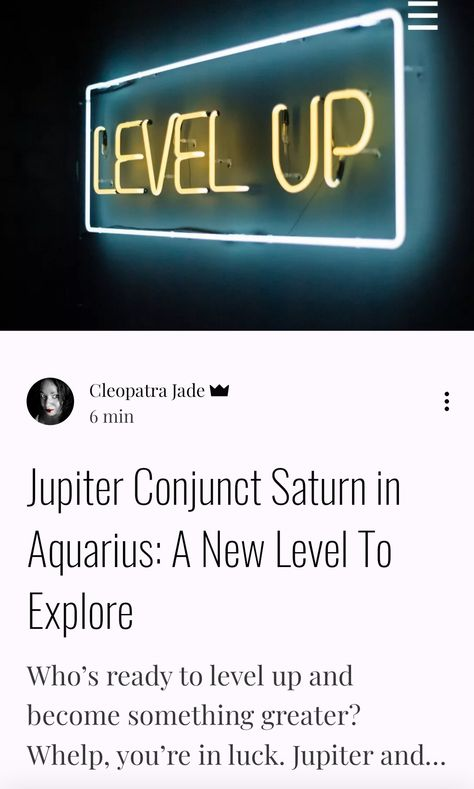 I created a blog post about the Jupiter-Saturn alignment! There was so much I could not fit into my IG Post and the Podcast that this just had to happen, lol. Happy reading, guys, the links in my bio @Cleopatrainvegas ⭐♒!! . . . #astrology #zodiacdaily #zodiacfact #Jupiterconjunctsaturn #Jupiterconjunctsaturn2020 #Jupitersaturnconjuction #Jupitersaturnconjuction2020 #Jupitersaturnaligment2020 #Jupiterinaquarius #Saturninaquarius #Aquarius #Aquarian