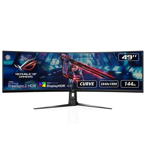 Samsung U32R592CWU 80,1 cm Curved Monitor 32 Zoll CurvedUHD, 4K Display