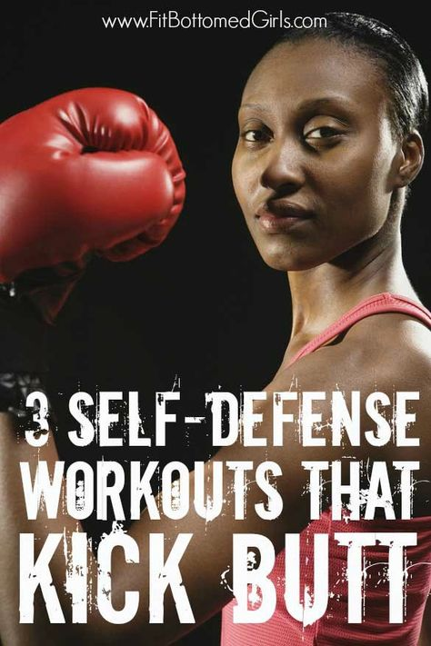 Defend yourself and get a heck of a good workout with these 3 types of exercise.
