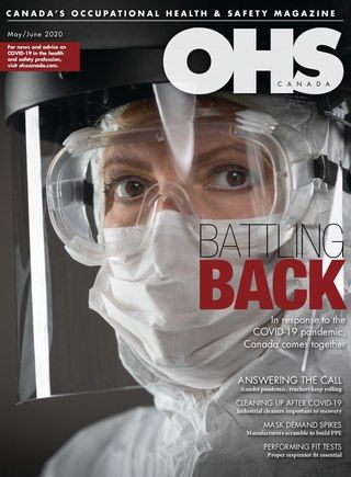 Health Canada Warns Against Fraudulent And Unauthorized N95 Masks Ohs Canada Magazineohs Ca Occupational Health And Safety Digital Health Health And Safety