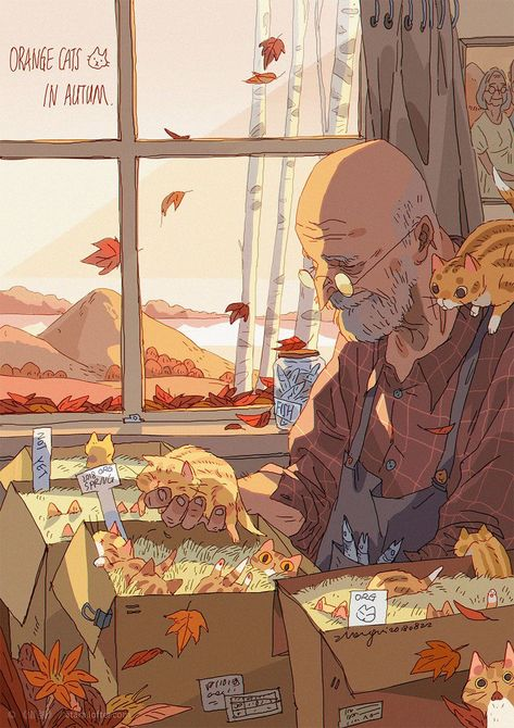 """""""Life Is Tough, But Keep Going"""": Colorful And Sunny Illustrations By Xi Zhang Xi Zhang is a China-based illustrator and concept artist. She graduated from Central Academy of Fine Arts in Beijing, Chin Kunst Inspo, Art Inspo, Art And Illustration, Fantasy Kunst, Fantasy Art, Fantasy Comics, Anime Kunst, Anime Art, Illustrator"""