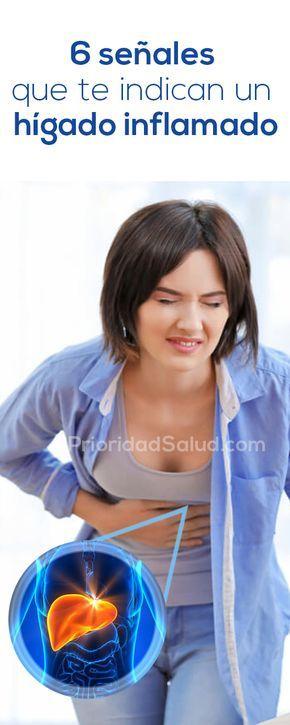 remedios caseros para la inflamacion del higado