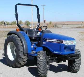 Farmtrac Tractors Ford News New Holland