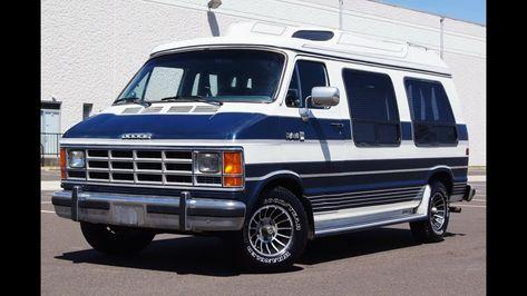 Dodge Conversion Van >> 1988 Dodge B250 Hightop Conversion Van Dodge Van Vans Dodge