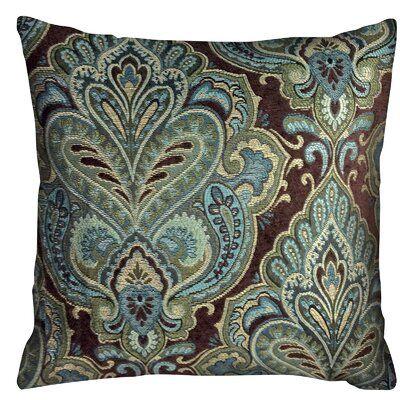 Kathy Fielder Fabian Throw Pillow Throw Pillows Pillows Style