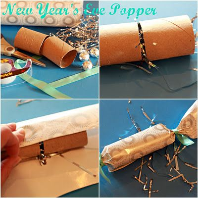 New Year's Eve Poppers