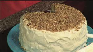 Amy Bouchard's Maple Syrup Cake   wcsh6.com