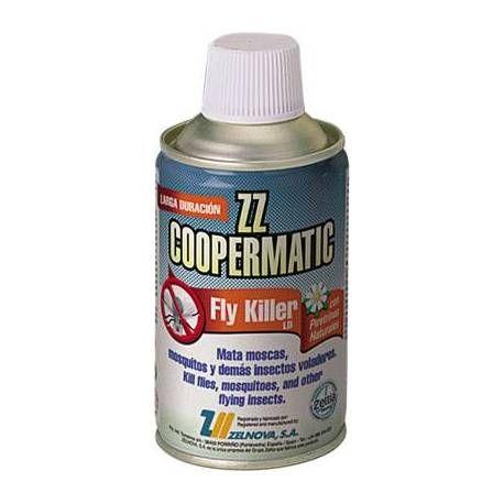 Comprar Insecticida Coopermatic Zz Piretrinas Industrial