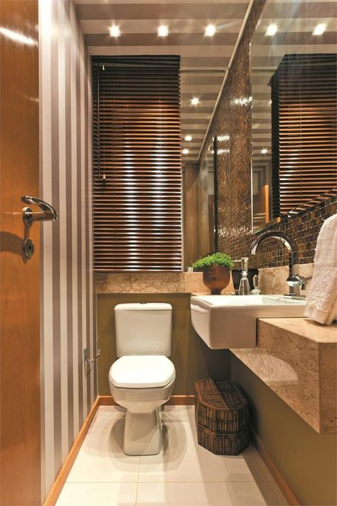Nos idées pour décorer ses WC Bathroom designs, Small bathroom - Comment Decorer Ses Toilettes
