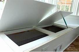 Woodwork Window Bench Seat With Storage Plans Pdf Plans Storage Bench Seating Window Seat Storage Window Seat Storage Bench