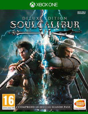 New Games: SOULCALIBUR VI (PC, PS4, Xbox One) | Video Games