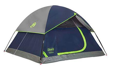 Coleman Elite Sundome 6 Person Tent