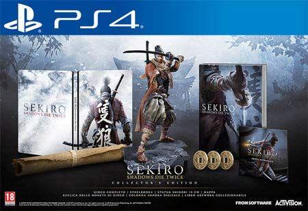 Ps4 Sekiro Shadows Die Twice Collector S Edition Pal Eu