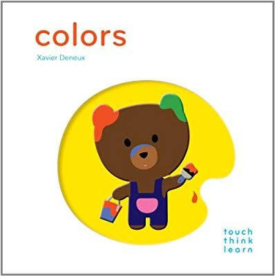 Amazon Com Touchthinklearn Colors Early Learners Book New