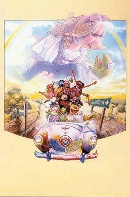 The Muppet Movie Poster. ID:635174