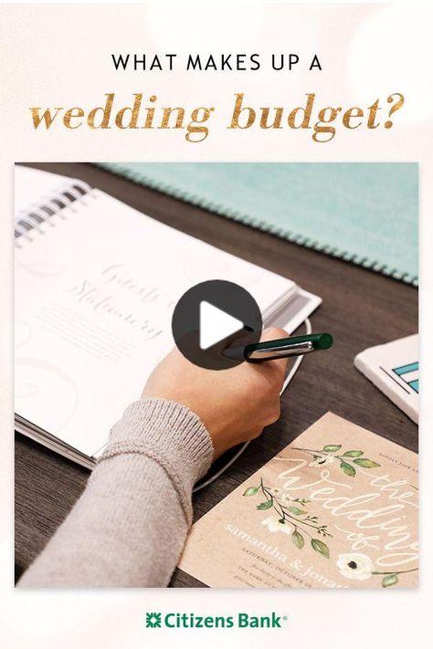 小規模または大規模な結婚式?あなたのゲストリストは、あなたの予算を決定することができます。