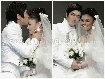 Agnes monica choi siwon dating