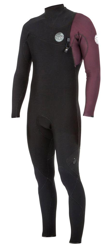3 2mm Men S Rip Curl E Bomb Pro Zip Free Fullsuit Rip Curl Wetsuit Men Ripped