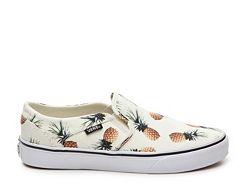 ecdbd1ecbe Vans Asher Pineapple Slip-On Sneaker
