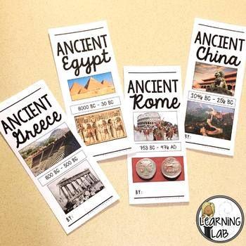 Ancient Civilizations Travel Brochure Project Travel Brochure Ancient Civilizations Projects Ancient History Projects