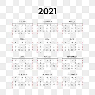 2021 Calendar Ox Year Calendar Typography Minimalistic Vector 2021 Calendar Happy New Year Year Of The Ox Png And Vector With Transparent Background For Free 2021 Calendar Happy New Year Png Tree Photoshop