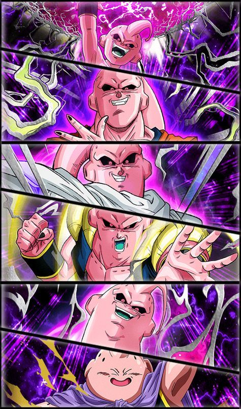 Majin Buu 02 Wallpaper By Zeus2111 Dragon Ball Tattoo Dragon Ball Wallpapers Anime Dragon Ball Super