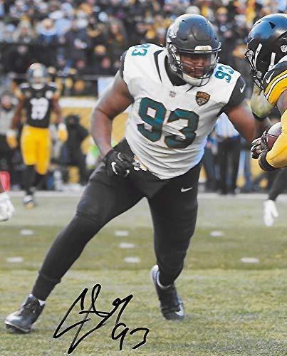 7462d842 Calais Campbell Jacksonville Jaguars signed autographed, 8X10 Photo ...