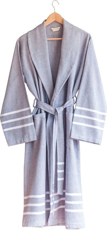 Ellijay 100 Cotton Jersey Bathrobe Lounge Wear Pajamas Women Cotton