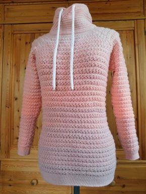 Häkelanleitung Pullover