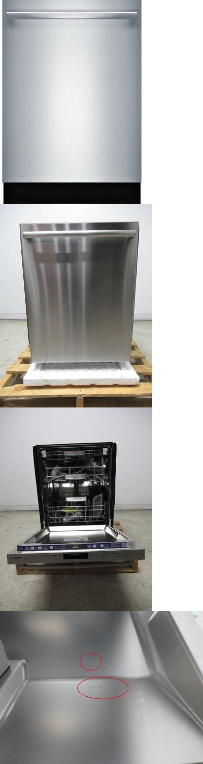 Dishwashers 116023 Bosch 800 Series 24 3rd Rack 6 Cycles Fully Integrated Dishwasher Shxm98w75n Buy It Now Onl Fully Integrated Dishwasher Dishwasher Bosch