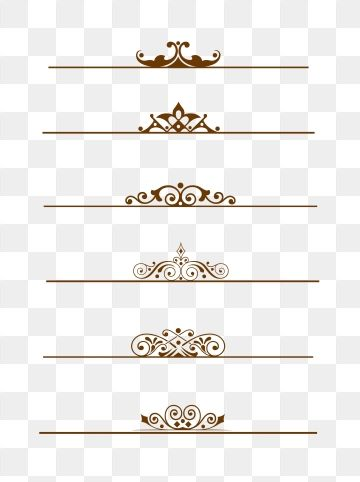 European Border Pattern Png Vector Psd And Clipart With