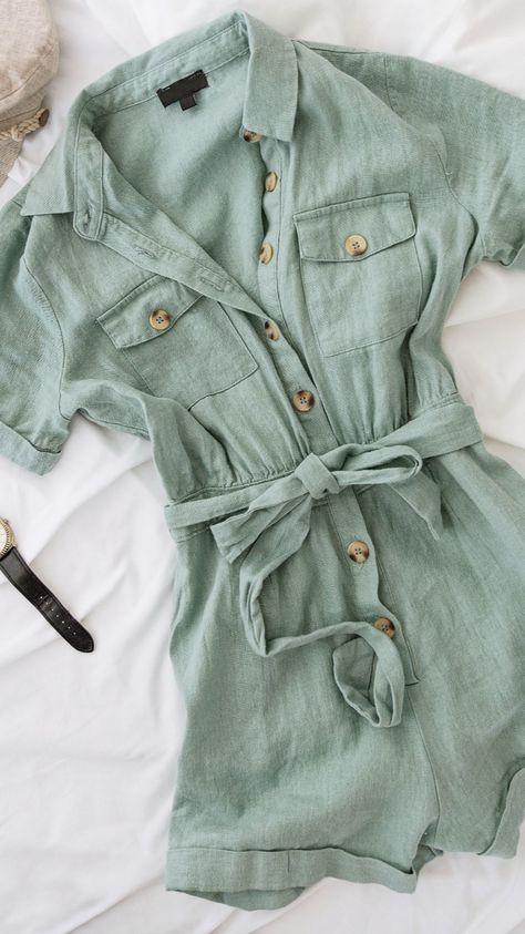 4 Romper Styles for Spring