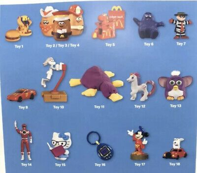 Pin On Mcdonald S Toys