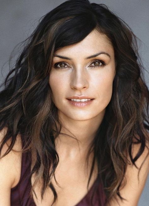 Famke Janssen (b 1964), Dutch actress, director, screenwriter, and former fashion model- Served her and about 10 of her family  members. Stunningly beautiful in person, also very sweet!