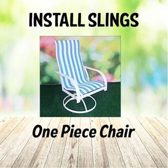 patio chair replacement sling