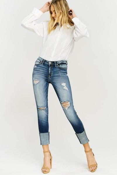 Sharon Nita Official Kancan Usa Denim Fashion Denim Outfit Skinny Jeans