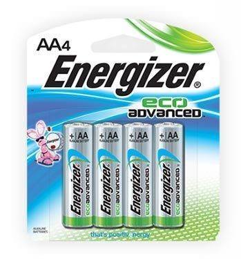 Energizer Eco Advanced Coupon Energizer Batteries Aaa Batteries