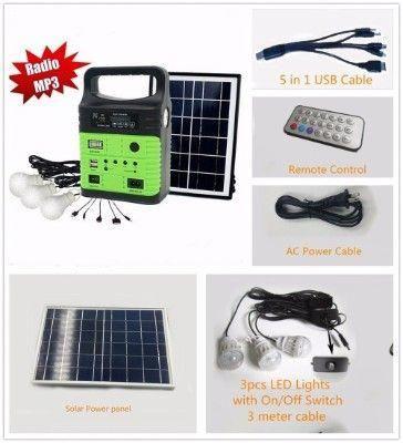 Wegner 10 Watt Solar Generator Portable Kit Solarenergy Solarpanels Solarpower Solarpanelsforhome Solarpa Solar Generator Solar Power Portable Solar Generator