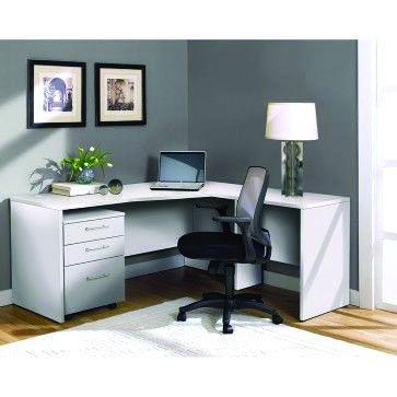 Pretty Ktaxon L Shaped Computer Desk Corner Only In Shopyhomes Com L Shaped Corner Desk White L Shaped Desk Home Office Design
