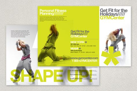 Church Outreach Ministries Brochure Template Design by - fitness brochure
