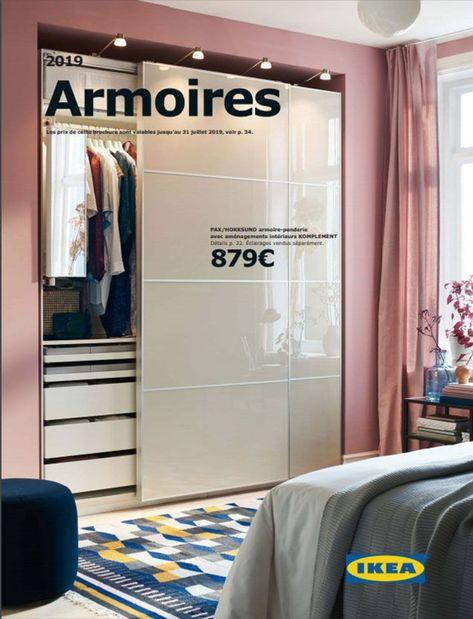 ikea catalogue armoire chambre