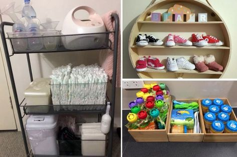 9 Clever Kmart Baby Hacks to Store All Your Baby's Stuff