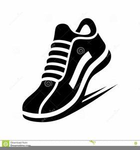 Pin By Kyaw Thiha Soe On Shoe Logo Shoes Clipart Shoes Running Shoes
