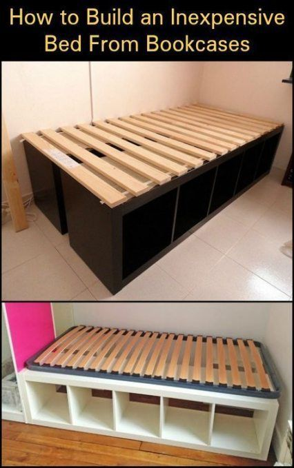 27 Best Ideas For Ikea Bedroom Storage Apartments Platform Beds