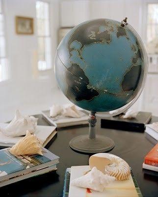 globe by lea